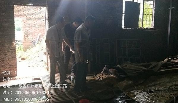 广州一无证照电镀厂污水直排、六价铬超标五千倍,6人被刑拘