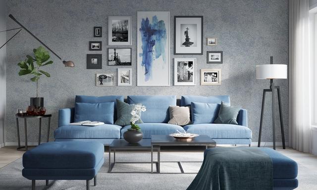 简派:房屋装修使用艺术涂料效果表现怎么样?