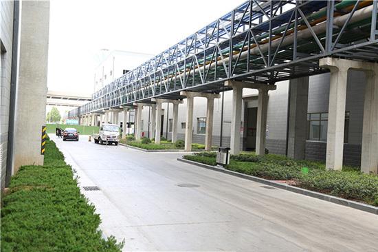 泰安无碱玻纤池窑拉丝生产线全球单线产能最大