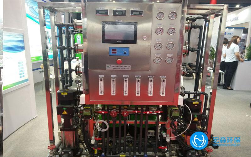 如何延长工业不锈钢超纯水处理设备的重要耗材使用寿命?