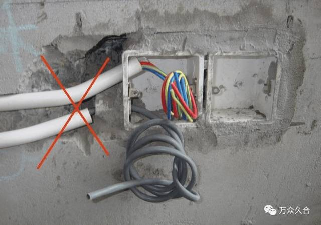 强电弱电在一起, 到底有没有影响? 影响有多大?
