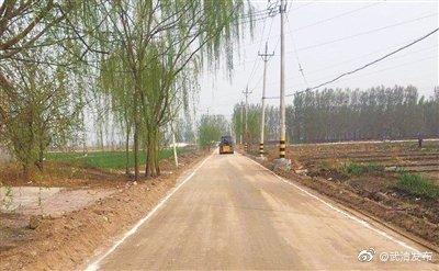 区交通局精心组织严把原材料质量关 全力打造群众满意的放心路