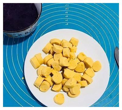 网红美食我来做,黑糖撞奶珍珠芋圆