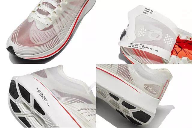 就是要看到袜子才潮!透明跑鞋大势来袭,6双推荐鞋款大盘点!