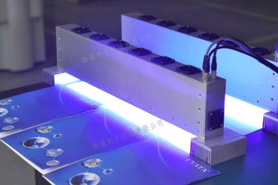 紫外线传感器在打印机油墨固化方面的应用