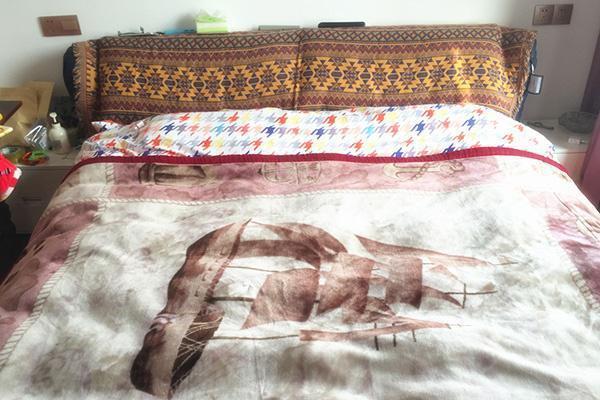 三个月不晒被,百万螨虫陪着睡?床上用品多久清洗一次?别偷懒