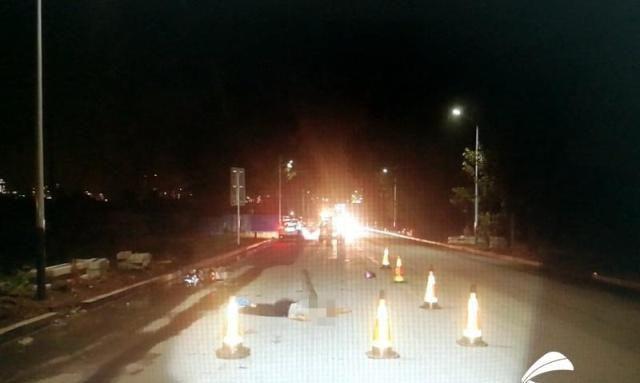 男子驾驶石料车凌晨肇事逃逸 淄博交警深夜追踪10小时破案