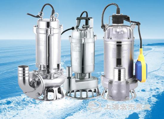 潜水泵按用途来分都有哪些分类