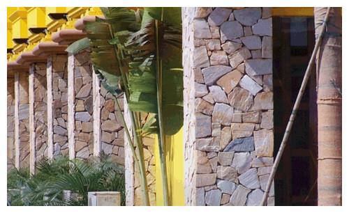 天然文化石,自然的造化