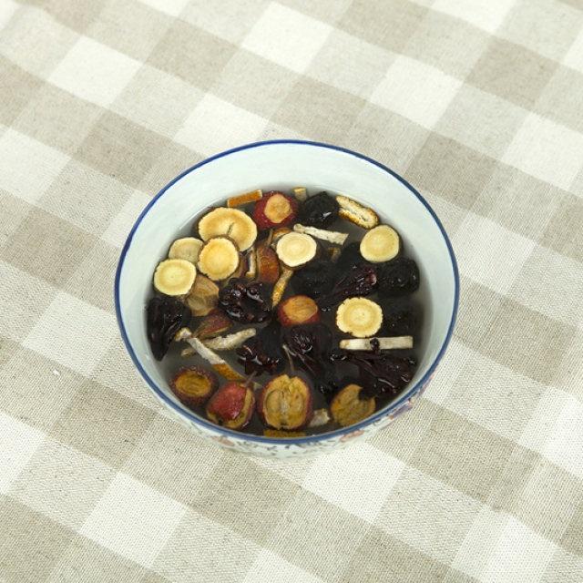 自制酸梅汤,简单易学,菜鸟也能学会,无添加剂