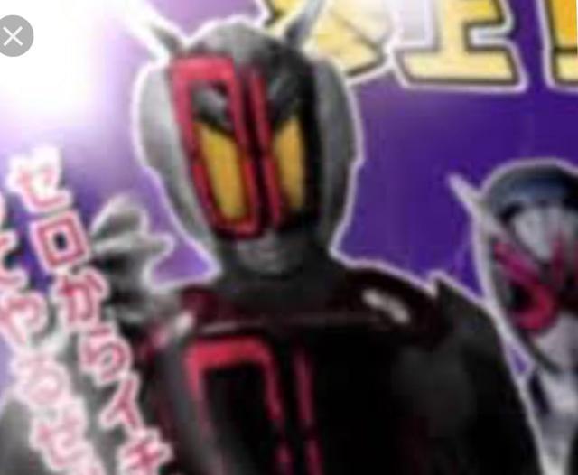 假面骑士zero-one疑似形象图公开:内存卡骑士 杂兵化过于严重