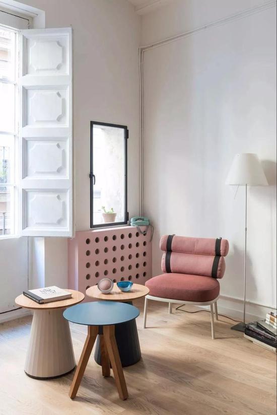 别致桌椅 瞬间提升客厅颜值