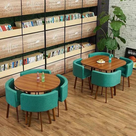 各种风格的桌椅 总有一款适合你