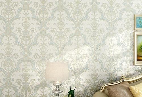 今年这些墙纸图案很流行,你pick哪一个?