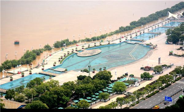 南昌秋水广场音乐喷泉将暂停开放10天 进行设备系统检修保养