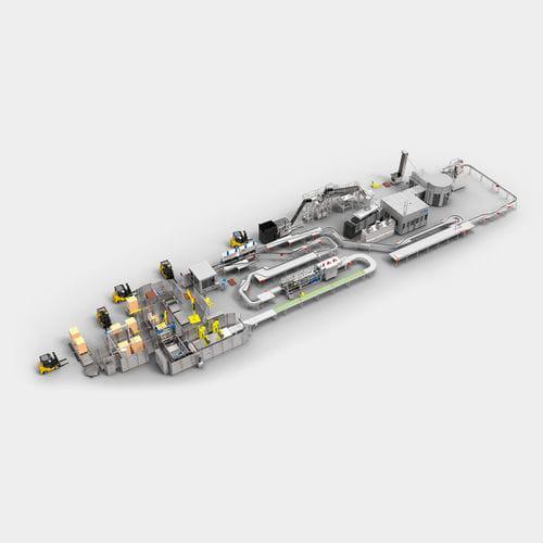 阿斯法赫智能装备有限公司可为全球客户提供灌装和包装机械