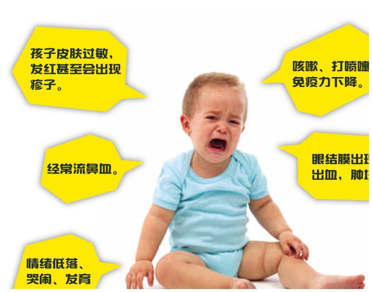 劣质童装含有大量甲醛,家长要当心!除甲醛用这几招,简单有效!