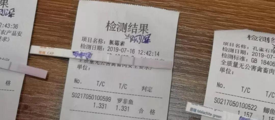 汕头潮南区南里综合市场突击检查,竟然水产品检查合格率这么高