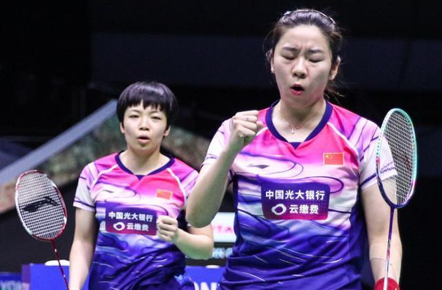 挺进8强!国羽头号女双2-0复仇东道主克星 时隔2年再冲印尼赛冠军