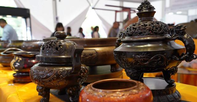 2019中国(五台山)国际旅游文化用品及工艺品展览会开幕