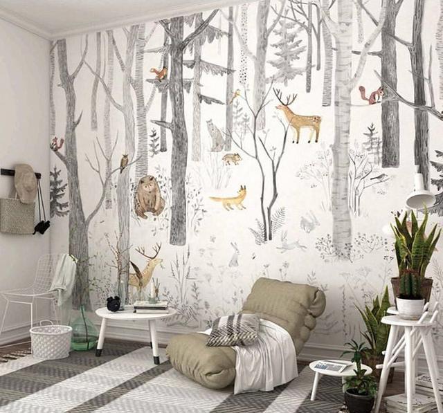 这些高颜值墙纸,哪款能够撩到你?