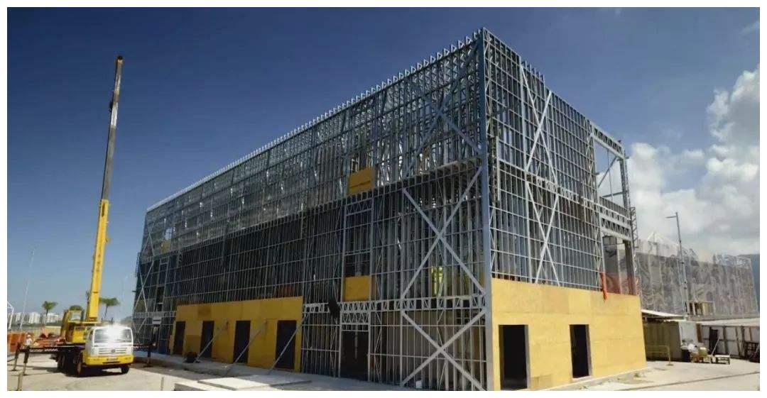 轻钢结构工业建筑设计问题研究
