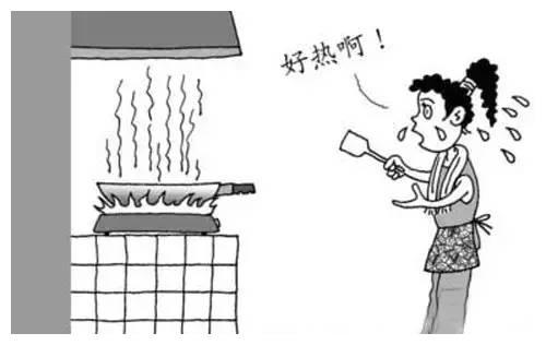 选建材 | 给你的厨房降降温~