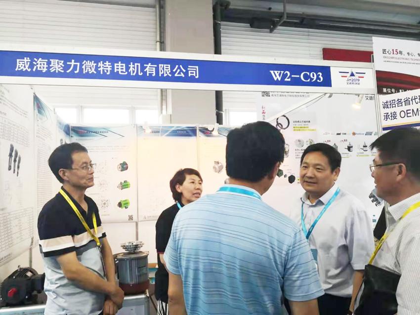 10多家威海装备制造企业亮相第22届青岛国际机床展