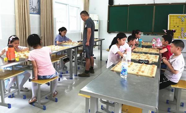 暑期培训班不收一分钱还管饭,仪征青山小学为留守儿童做了件大好事