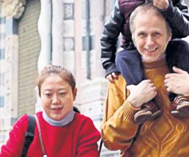 爱尔兰男子因华裔妻神秘失踪被控谋杀,女子换家门锁或与情人私奔