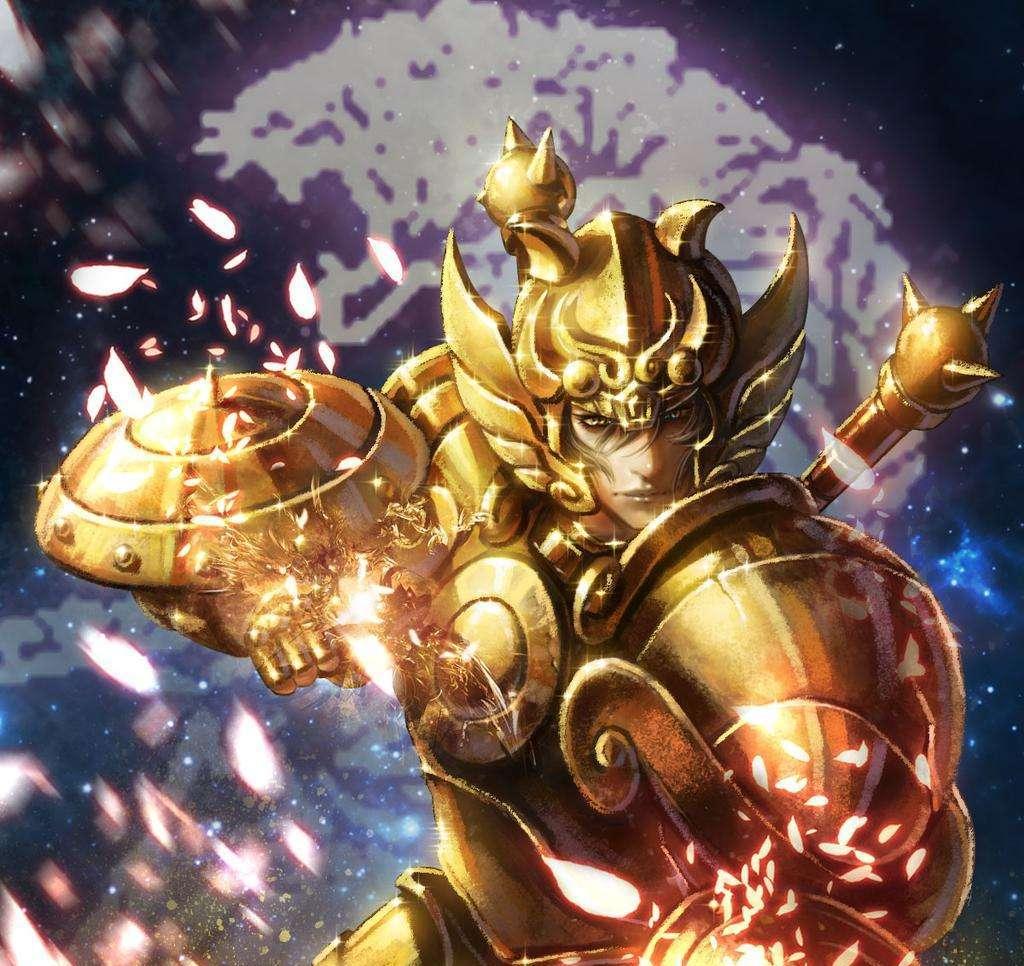 圣斗士:海皇开篇根本没什么代理教皇,圣域的最高指挥就是童虎!