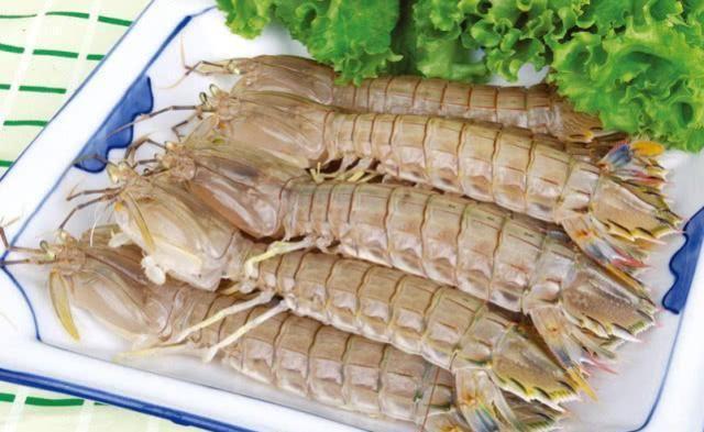 """海鲜中的""""皮皮""""比龙虾壳都坚硬,但却极易剥壳,因自带拉链!"""