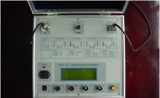 基于相对值比较法的电容型设备在线状态监测