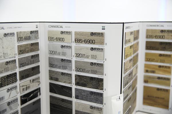 防火板/耐火板领域标识 EBS手持喷码机木板标识应用