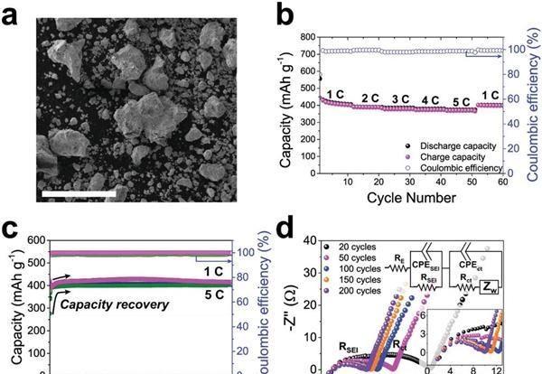 钠离子电池取得振奋人心的突破性进展:取代锂电池稳了