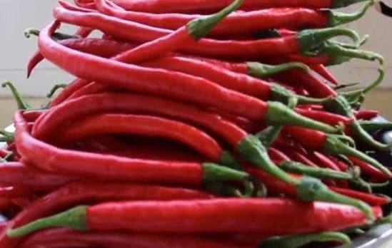 辣椒记得这么做,不含任何添加剂非常的下饭,色泽鲜艳又香又辣