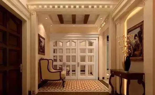石材玄关设计,入门第一眼就有好印象