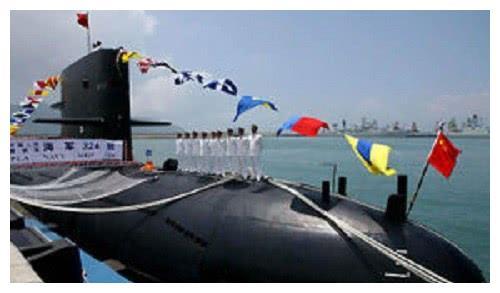 """中国""""无头潜艇""""曝光,或将采用锂电池,这项技术功不可没"""