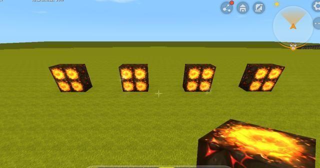 迷你世界:大神自制4款喷水龙头,玩家:第四款黑夜发光最抢眼!