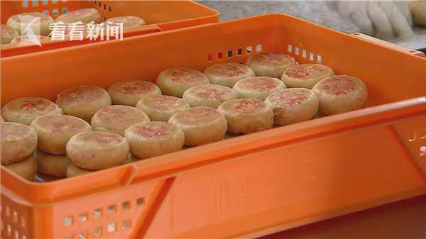 月饼原材料出现上涨 产量销量预计下降一成