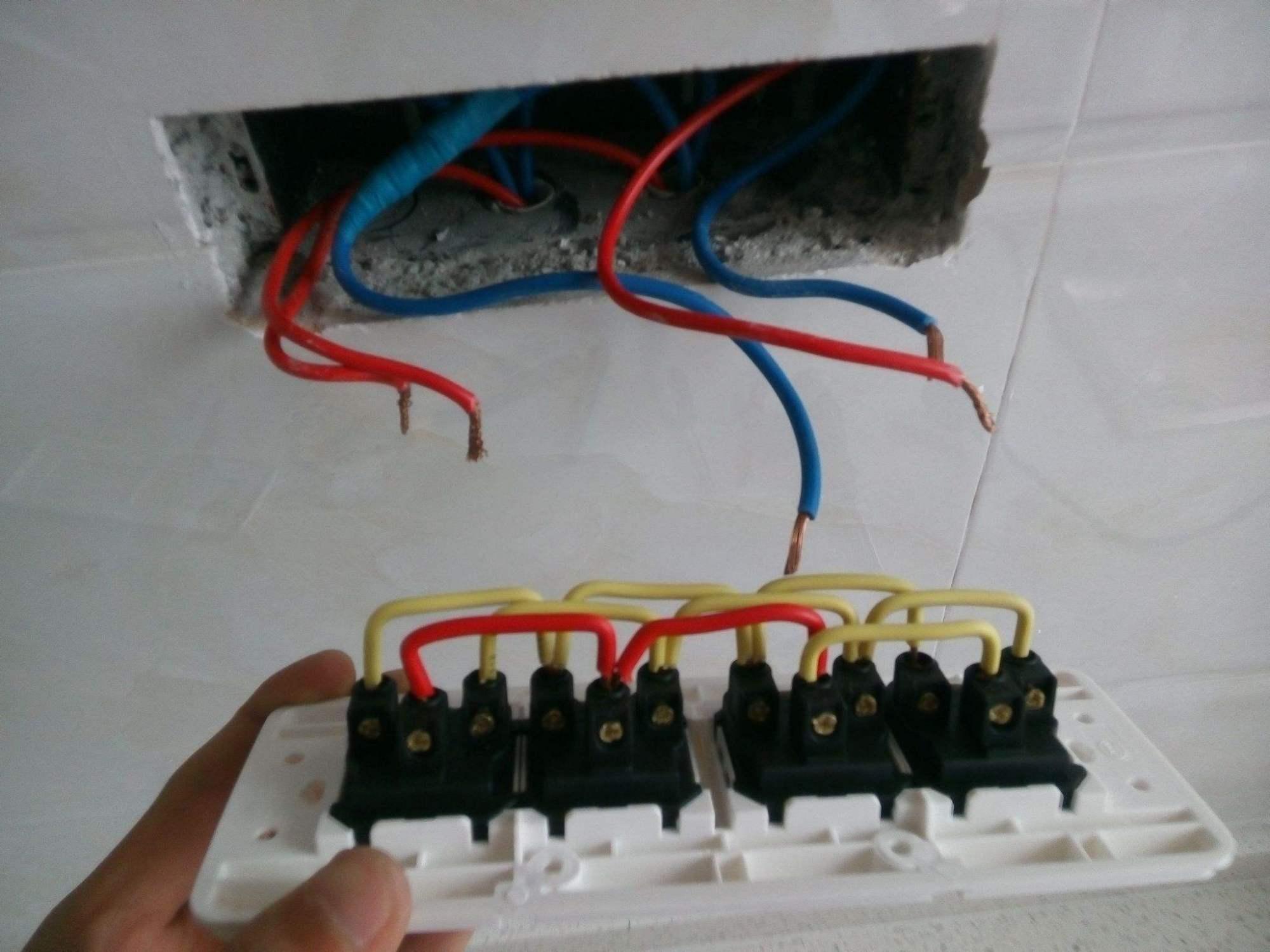 装修水电改造,皇冠hga010浏览器|首页要不要用专线?应该用多粗的电线?