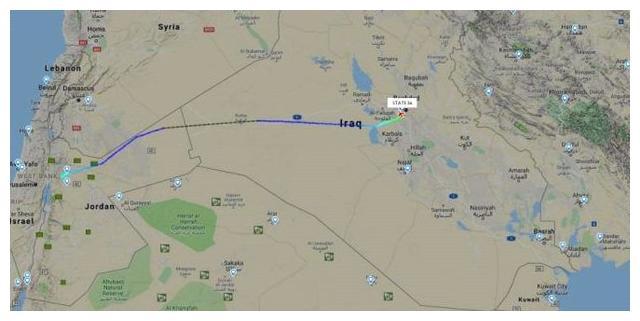 美军机假扮民航越境,无线电突然传来警报