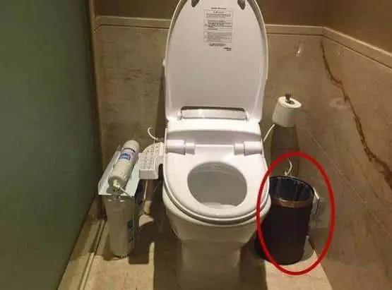 """如厕完,用过的""""卫生纸""""要扔进马桶吗?听家政阿姨说完,我懂了"""