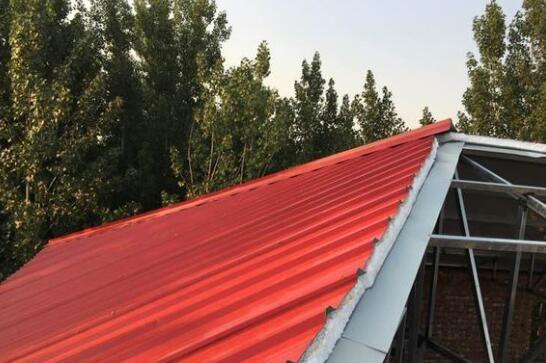 29万建480平便宜吗?无柱、预制板、彩钢坡屋顶让我很丢脸了