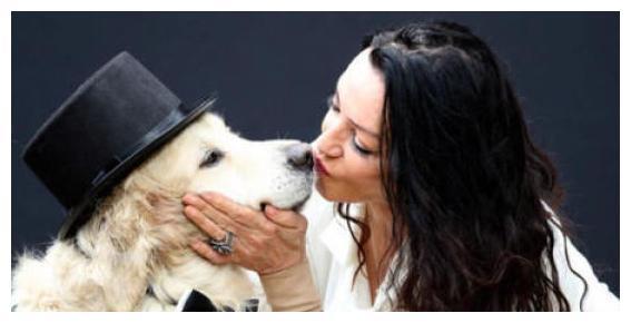 女模相亲200次无果,一气之下跟6岁爱犬结婚,直播间还互相亲吻