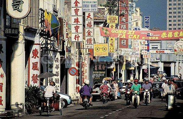 """与中国最""""相像""""的外国城市,随处可见中文标牌,当地人常说汉语"""