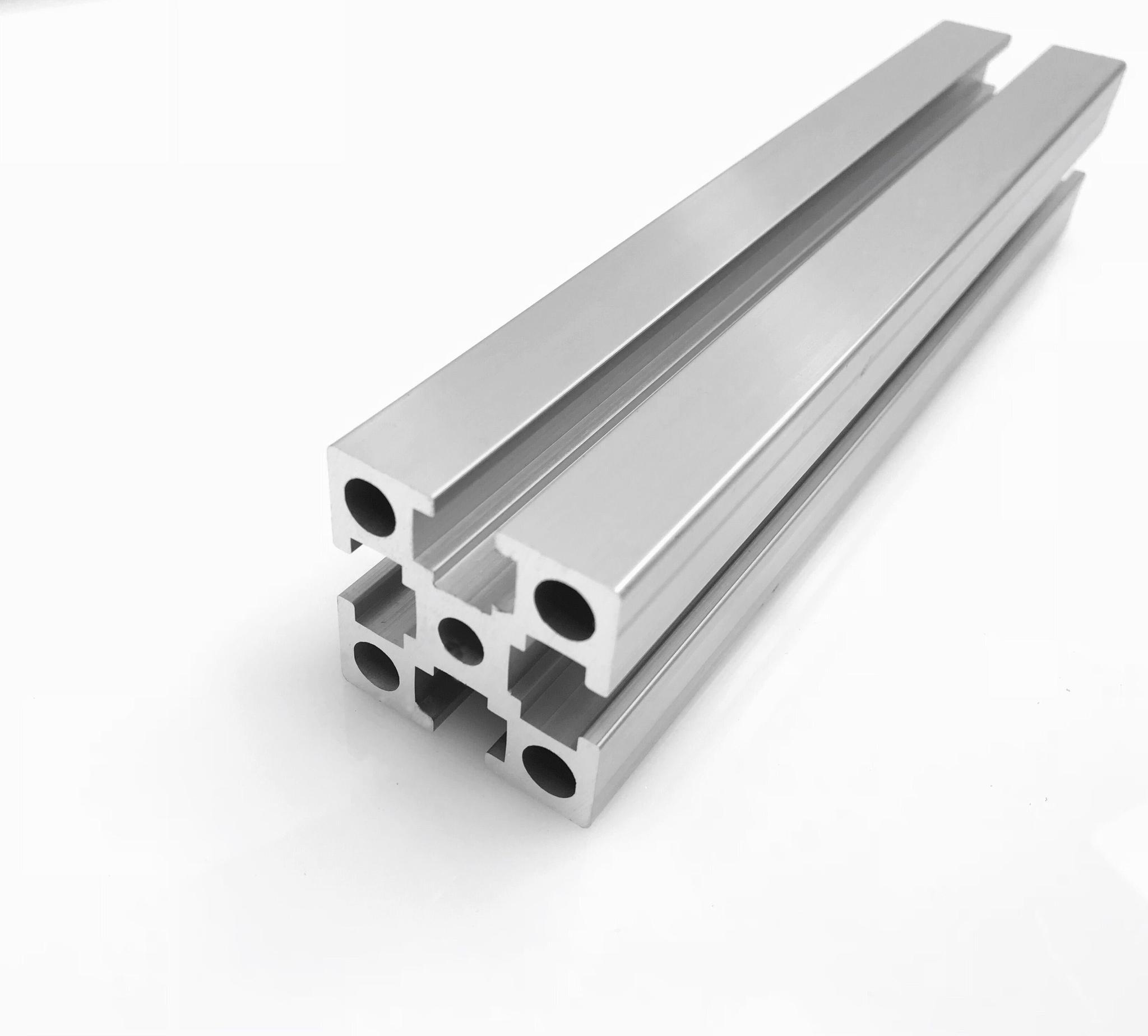 工业铝型材配件可以组装哪些4040型材架子