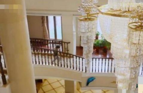 晒晒黄圣依住的豪宅,全屋家具都是名贵实木的,每一件造价都昂贵
