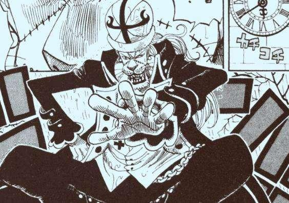 海贼王脑洞:终于确认了,莫利亚真身是光月御田,透明人是毛皮族