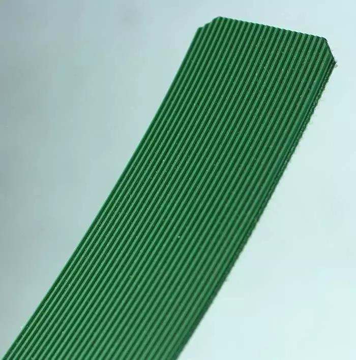 各类花纹输送带的特征及用途